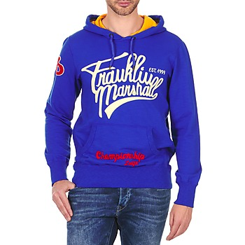 Sweatshirts und Fleecejacken Franklin & Marshall SUNBURY Blau 350x350
