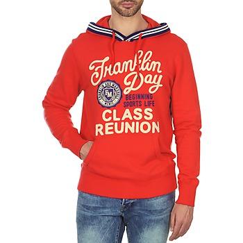 Sweatshirts und Fleecejacken Franklin & Marshall GOSFORD Orange 350x350