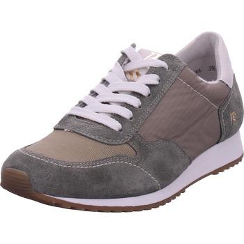 Schuhe Damen Sneaker Low Paul Green 0068-4043-028/Sneaker Helles Oliv 7
