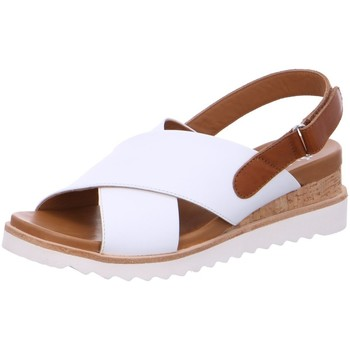 Schuhe Damen Sandalen / Sandaletten Ara Sandaletten 12-28206-08 weiß