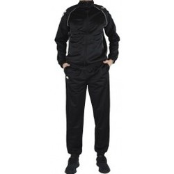 Kleidung Herren Jogginganzüge Kappa Ephraim Training Suit Schwarz