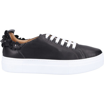 Schuhe Damen Sneaker Low Darkwood Sneaker Black