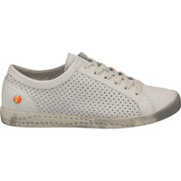 Schuhe Damen Sneaker Low Softinos Sneaker White
