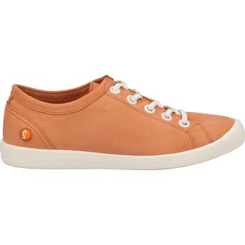 Schuhe Damen Sneaker Low Softinos Sneaker Pink