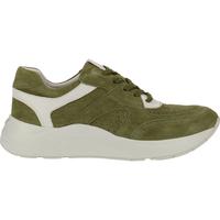 Schuhe Damen Sneaker Low Caprice Sneaker Grün