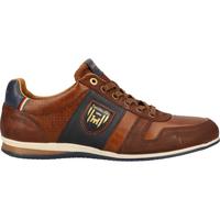 Schuhe Herren Sneaker Pantofola d'Oro Sneaker Braun