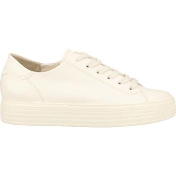 Schuhe Damen Sneaker Low Paul Green Sneaker Weiß
