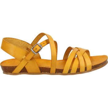 Schuhe Damen Sandalen / Sandaletten Cosmos Comfort Sandalen Gelb