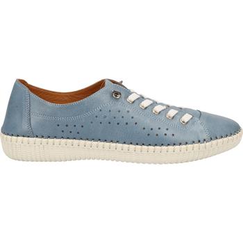 Schuhe Damen Sneaker Low Cosmos Comfort Sneaker Blau