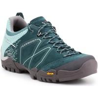Schuhe Damen Wanderschuhe Garmont Trekkingschuhe  Sticky Stone GTX WMS 481015-613 grün