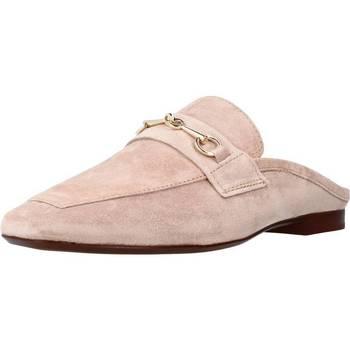 Schuhe Damen Slipper Alpe 4153 11 Brown