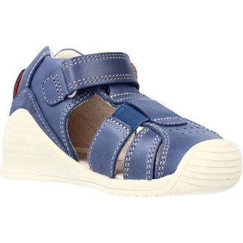 Schuhe Jungen Sandalen / Sandaletten Biomecanics 212134 Blau