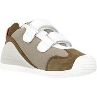 Schuhe Jungen Sneaker Low Biomecanics 212153 Grün