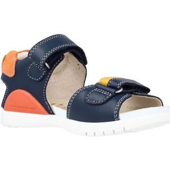 Schuhe Jungen Sandalen / Sandaletten Biomecanics 212190 Blau