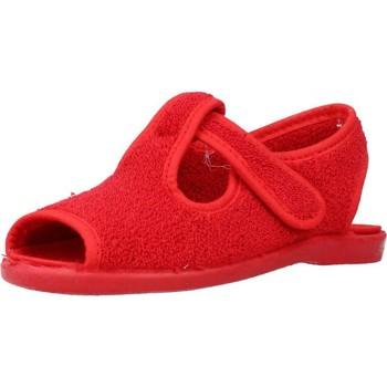 Schuhe Jungen Hausschuhe Vulladi 3105 052 Rot