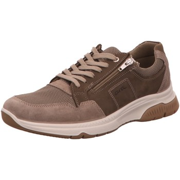 Schuhe Herren Sneaker Low Ara Schnuerschuhe MARCO Beige 11-24640-17 beige