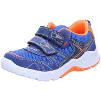Schuhe Jungen Sneaker Low Salamander Klettschuhe CORNELIUS,COBALT 33-44001-22 blau