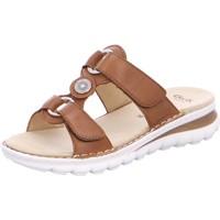 Schuhe Damen Pantoletten / Clogs Ara Pantoletten 12-47210-73 braun