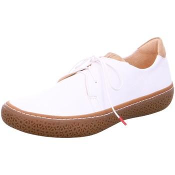 Schuhe Damen Sneaker Low Think Schnuerschuhe 3-000354-1000 weiß