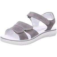 Schuhe Damen Sandalen / Sandaletten Lurchi Schuhe FIORI 33-18721-48 48 grau
