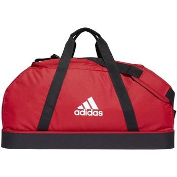 adidas -   Sporttasche Sport Tiro Duffel Bag Gr. L Rot Schwarz Weiss GH7256