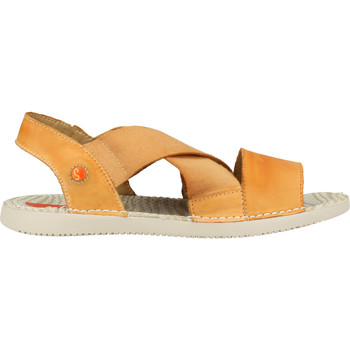Schuhe Damen Sandalen / Sandaletten Softinos Sandalen Orange