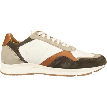 Schuhe Herren Sneaker Sansibar Sneaker Weiß/Grau