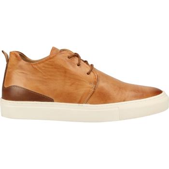 Schuhe Herren Sneaker Sansibar Sneaker Mittelbraun