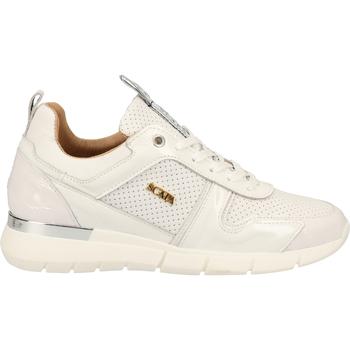 Schuhe Damen Sneaker Low Scapa Sneaker Weiß