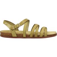 Schuhe Damen Sandalen / Sandaletten Fred de la Bretoniere Sandalen Olive