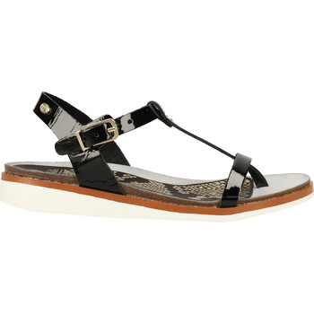 Schuhe Damen Sandalen / Sandaletten Fred de la Bretoniere Sandalen Schwarz