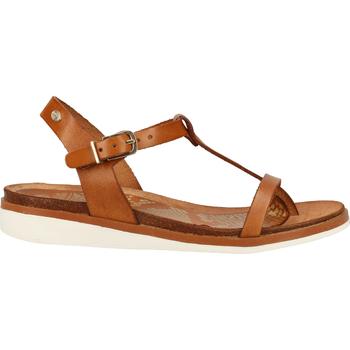 Schuhe Damen Sandalen / Sandaletten Fred de la Bretoniere Sandalen Braun