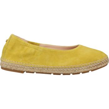 Schuhe Damen Ballerinas Fred de la Bretoniere Ballerinas Gelb