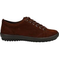 Schuhe Damen Sneaker Low Legero Sneaker Cognac