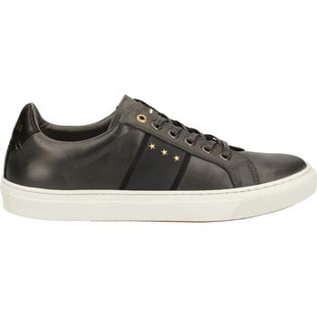 Schuhe Herren Sneaker Pantofola d'Oro Sneaker Dunkelgrau