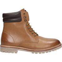Schuhe Herren Boots Sansibar Stiefelette Hellbraun