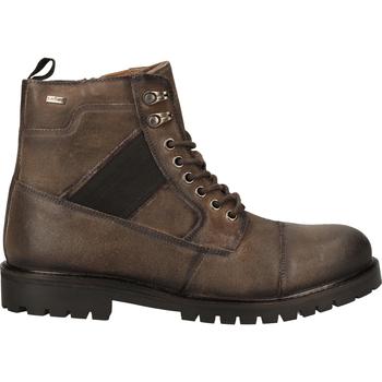Schuhe Herren Boots S.Oliver Stiefelette Grau