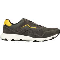 Schuhe Herren Sneaker Pius Gabor Sneaker Grau/Gelb