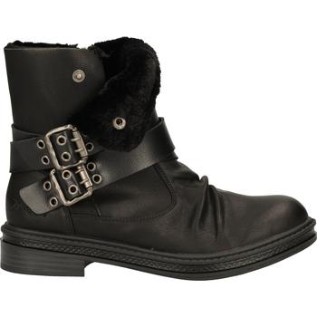 Schuhe Damen Boots Blowfish Malibu Stiefelette Schwarz