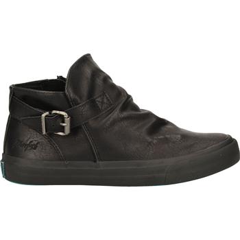 Schuhe Damen Sneaker High Blowfish Malibu Sneaker Schwarz