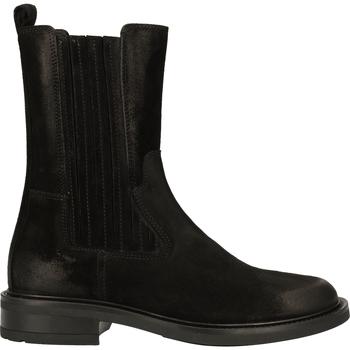 Schuhe Damen Klassische Stiefel Bronx Stiefel Black