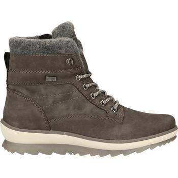 Schuhe Damen Boots Remonte Dorndorf Stiefelette Grau