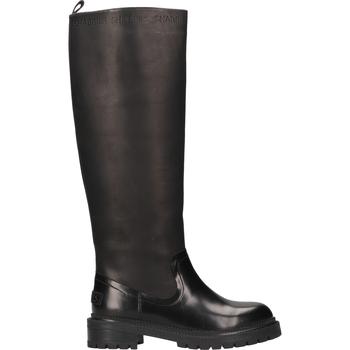 Schuhe Damen Klassische Stiefel Shabbies Amsterdam Stiefel Schwarz