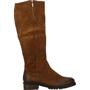 Schuhe Damen Klassische Stiefel Steven New York Stiefel Dunkelbraun