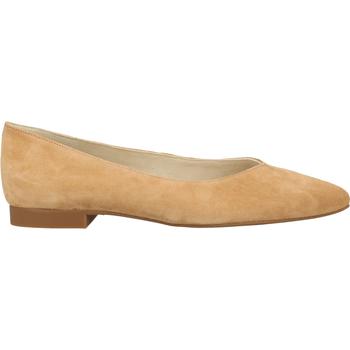 Schuhe Damen Ballerinas Paul Green Ballerinas Beige