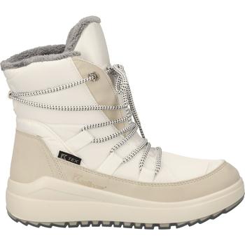 Schuhe Damen Boots Kastinger Stiefelette Weiß
