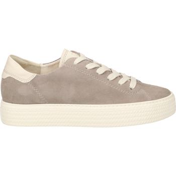 Schuhe Damen Sneaker Low Paul Green Sneaker Grau