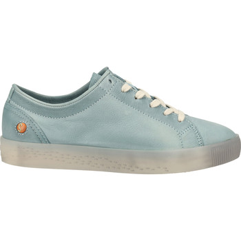 Schuhe Damen Sneaker Low Softinos Sneaker Grau