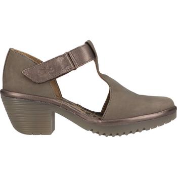 Schuhe Damen Pumps Fly London Pumps Dunkelbraun