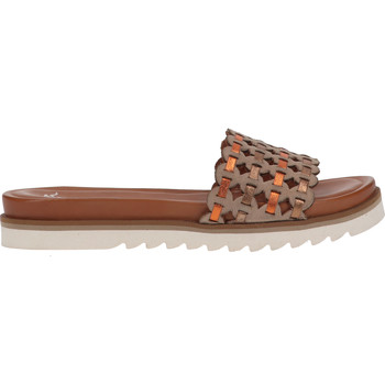 Schuhe Damen Pantoletten / Clogs Ara Pantoletten Braun